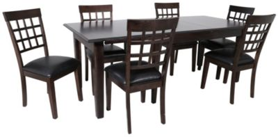 A America Bristol Point Versa Table & 6 Chairs