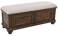 A America Gallatin Storage Bench