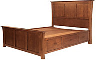 A America Grant Park Queen Storage Bed