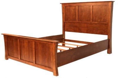 A America Grant Park King Panel Bed