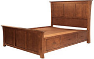 A America Grant Park King Storage Bed
