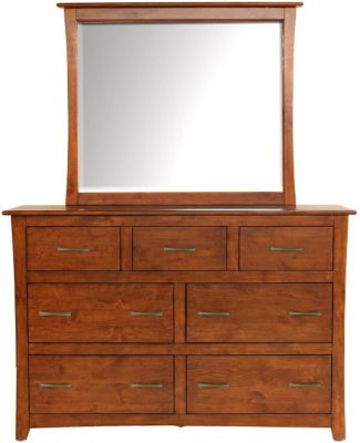 A America Grant Park Dresser with Mirror