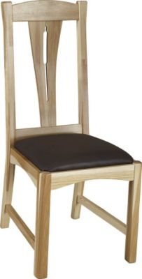 A America Cattail Bungalow Natural Dining Side Chair