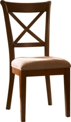 A America DeSoto X-Back Side Chair