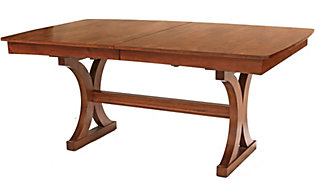 A America Grant Park Trestle Dining Table
