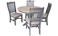 A America Port Townsend 5-Piece Dining Set