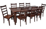 A America Bristol Point Table & 8 Chairs