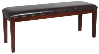 A America Brown Parsons Bench