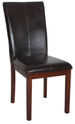 A America Parsons Brown Parsons Chair