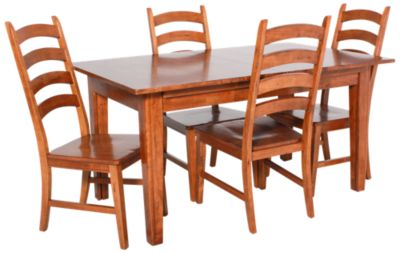 A America Toluca 5-Piece Dining Set