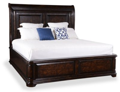 A.R.T. Furniture Collection One Carriole King Sleigh Bed