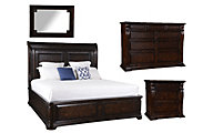 A.R.T. Furniture Collection One 4-Piece King Bedroom Set