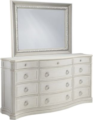 A.R.T. Furniture Chateaux Dresser with Mirror