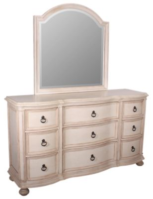 A.R.T. Furniture Provenance Dresser with Mirror