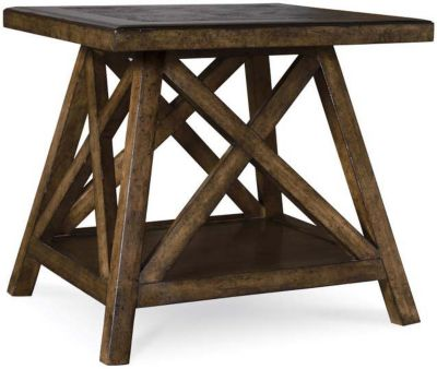 A.R.T. Furniture Echo Park Rectangle End Table