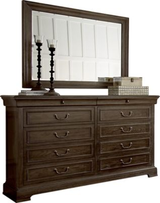 A.R.T. Furniture St. Germain Dresser with Mirror