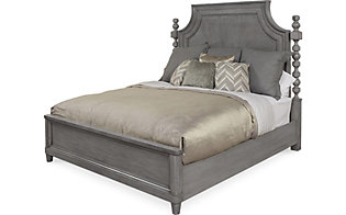 A.R.T. Furniture Morrissey Smoke Queen Panel Bed