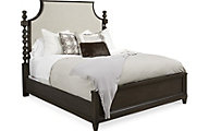 A.R.T. Furniture Morrissey Thistle King Upholstered Bed