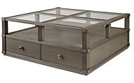 A.R.T. Furniture Morrissey Ellman Smoke Coffee Table