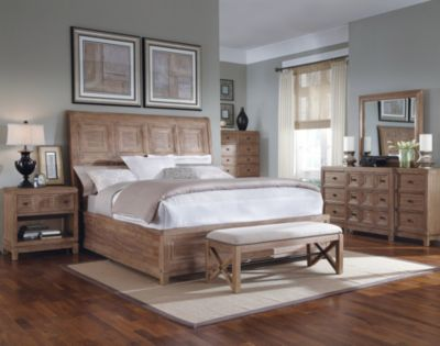 A.R.T. Furniture Ventura 4-Piece King Bedroom Set
