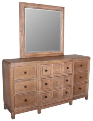 A.R.T. Furniture Ventura Dresser with Mirror