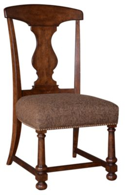 A.R.T. Furniture Whiskey Oak Side Chair