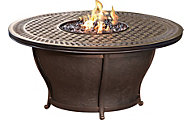 Agio Thompson Round Outdoor Fire Pit