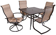 Agio Bellevue 5-Piece Outdoor Dining Set