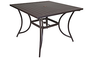 Agio Bellevue Square Outdoor Dining Table
