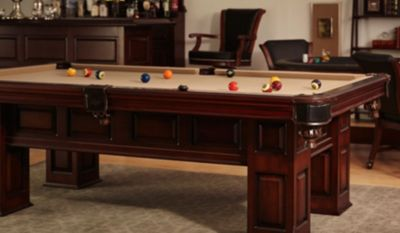 American Heritage Britton Pool Table