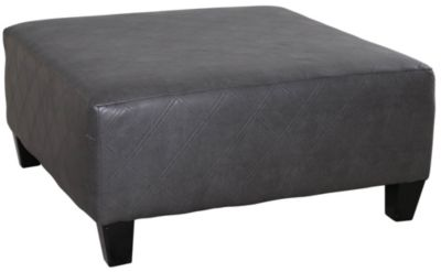 Albany Industries 8642 Granite Cocktail Ottoman