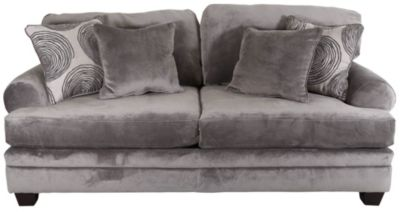 Albany Industries 8642 Smoke Sofa