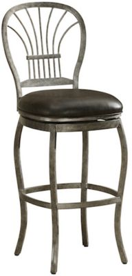 American Heritage Harper Swivel Bar Stool