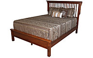 Daniel's Amish Lewiston Mission Queen Bed