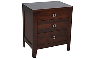 Daniel's Amish Nouveau Nightstand