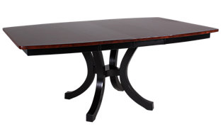 Daniel's Amish Pedestal Table