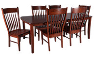 Daniel's Amish Table & 6 Chairs