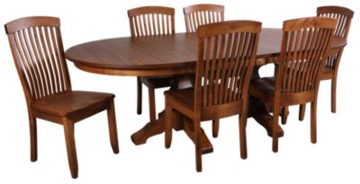 Daniel's Amish Amish 7-Piece Dining Set