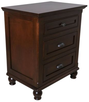 Daniel's Amish Regal Nightstand