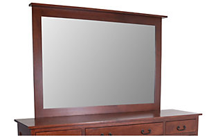 Daniel's Amish Treasures Mirror