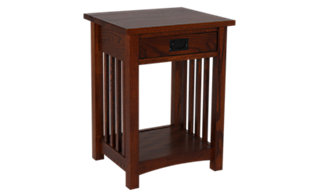 Daniel's Amish New Mission Nightstand