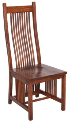 Daniel's Amish Mission Side Chair