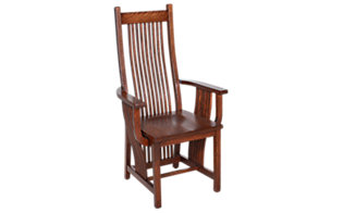 Daniel's Amish Mission Arm Chair