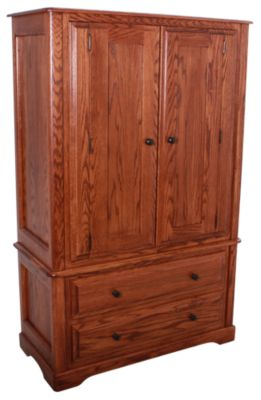 Daniel's Amish Craven Armoire