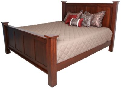 Daniel's Amish Treasures Queen Bed