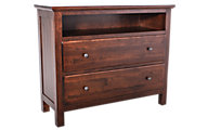Daniel's Amish Lewiston Media Chest