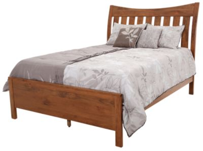 Daniel's Amish Bedfort Queen Bed