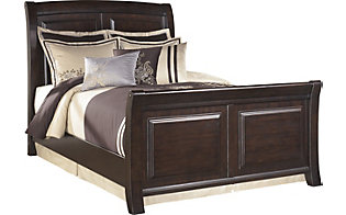 Ashley Ridgley King Sleigh Bed