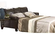 Ashley Nastas Bonded Leather Full Sleeper