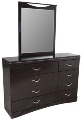 Ashley Zanbury Dresser with Mirror